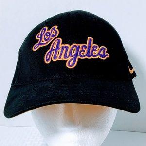 Nike LA Lakers 1961 NBA Rewind Flex Fit Cap